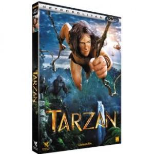 """Afficher """"Tarzan DVD"""""""