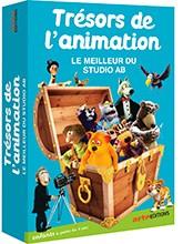 """Afficher """"Trésors de l'animation - Le meilleur du studio AB"""""""