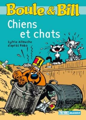 """Afficher """"Boule & Bill Chiens et chats"""""""
