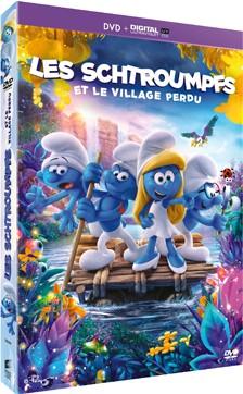 """Afficher """"Les Schtroumpfs et le village perdu"""""""