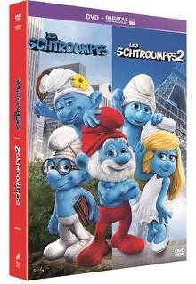 """Afficher """"Les Schtroumpfs, le film ; Les Schtroumpfs 2"""""""