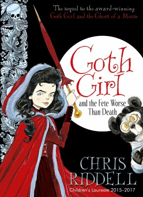 """Afficher """"Goth Girl and the fete worse than death"""""""