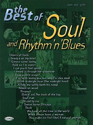 "Afficher ""The best of soul and rhythm'n'blues"""