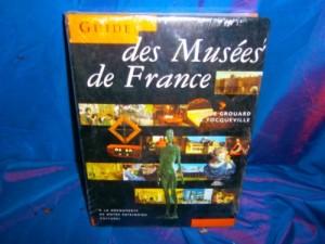 """Afficher """"Guide des musées de France"""""""