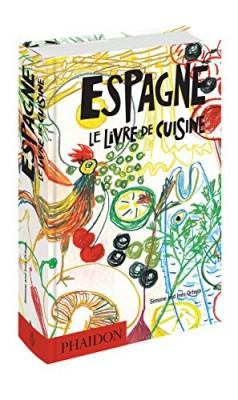 """Afficher """"Espagne, le livre de cuisine - 1080 recettes"""""""