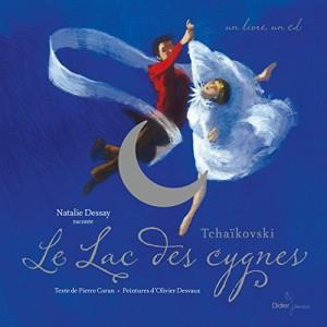 vignette de 'Le lac des cygnes (Pierre Coran)'