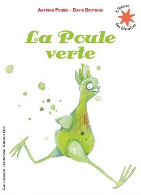 """Afficher """"La poule verte"""""""