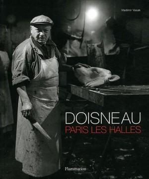 """Afficher """"Doisneau, Paris les Halles"""""""