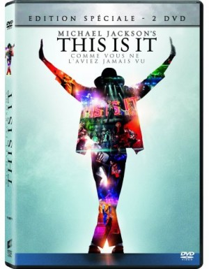 "Afficher ""Michael Jackson's this is it"""