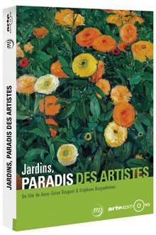 "Afficher ""Jardins, paradis d'artistes"""