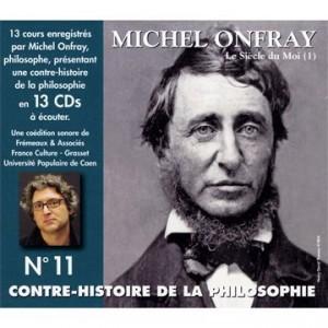 """Afficher """"Contre-histoire de la philosophie, vol 11, CD 1, 2, 3, 4, 5"""""""