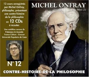 """Afficher """"Contre-histoire de la philosophie, vol 12, CD 1, 2, 3, 4"""""""