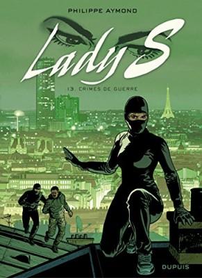 """Afficher """"Lady S. n° 13Crimes de guerre"""""""