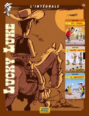 """Afficher """"Lucky Luke , l'intégrale n° 23 Lucky Luke"""""""