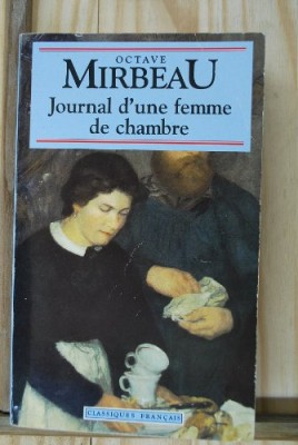 "Afficher ""Journal d'une femme de chambre"""