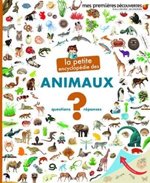 """Afficher """"La Petite encyclopédie des animaux"""""""
