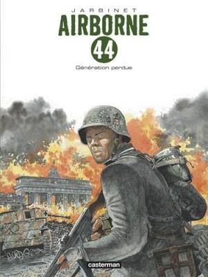 """Afficher """"airborne 44 n° 7 Génération perdue"""""""