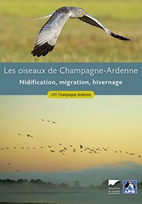 vignette de 'Les oiseaux de Champagne-Ardenne (Délégation régionale Ligue pour la protection des oiseaux)'