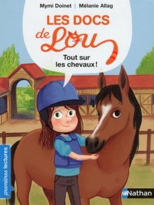 """Afficher """"Les docs de Lou Tout sur les chevaux !"""""""