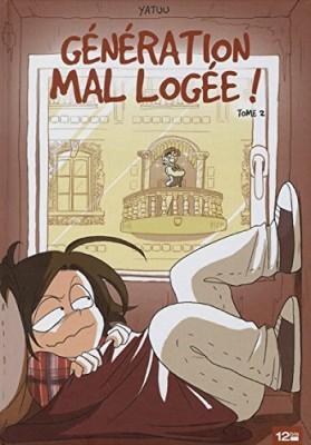 vignette de 'Génération mal logée ! n° 2<br /> Génération mal logée ! Tome 2 (Yatuu)'