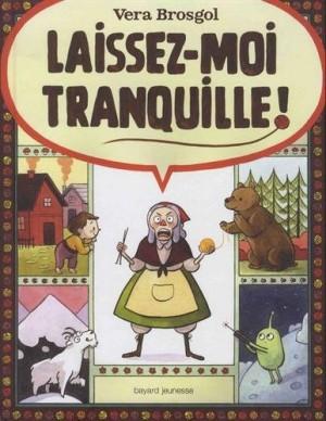 vignette de 'Laissez-moi tranquille ! (Vera Brosgol)'