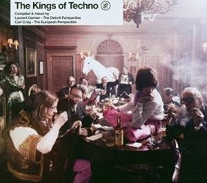"""Afficher """"The Kings of techno"""""""
