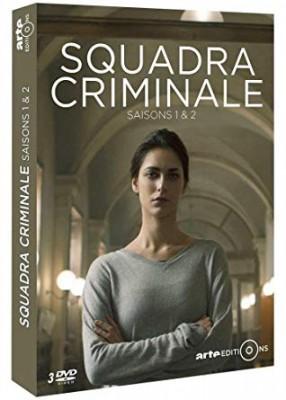 """Afficher """"Squadra Criminale, saisons 1 et 2"""""""