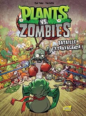 "Afficher ""Plants vs Zombies n° 7 Bataille extravaganza ! : Plants vs Zombies, 7"""