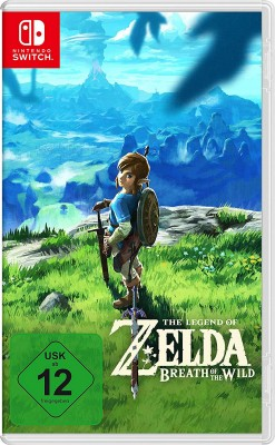 "Afficher ""THE LEGEND OF ZELDA : Breath of the Wild"""