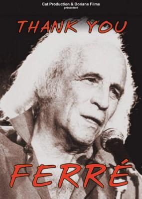 """Afficher """"Thank you Ferré"""""""
