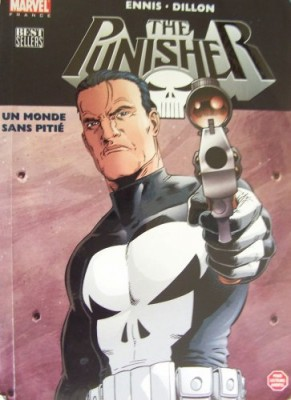 """Afficher """"The Punisher n° v5 Un monde sans pitié"""""""