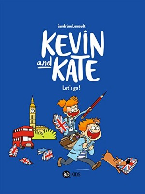 "Afficher ""Kevin and Kate n° 1 Let's go !"""
