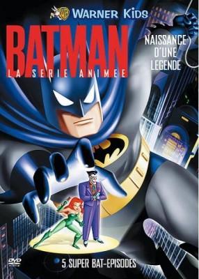 vignette de 'Batman : L'intégrale de la série animée n° 1<br /> Batman : la série animée (Bob Kane)'