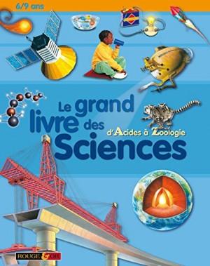 """Afficher """"Le grand livre des sciences"""""""