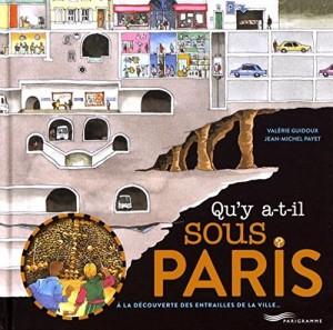 """Afficher """"Qu'y a-t-il sous Paris ?"""""""