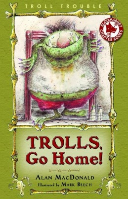 "Afficher ""Troll trouble Trolls go home !"""