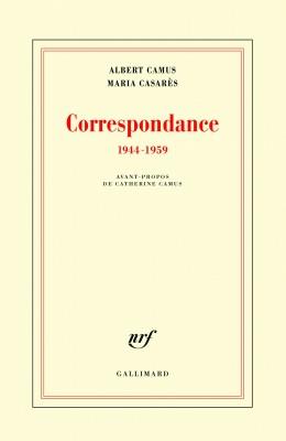 vignette de 'Correspondance, 1944-1959 (Albert CAMUS)'