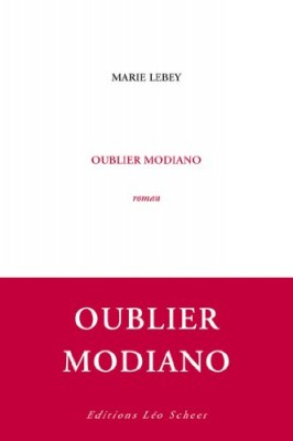 """Afficher """"Oublier Modiano"""""""