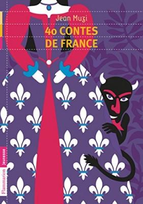 """Afficher """"40 Contes de France"""""""