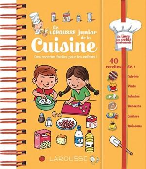 """Afficher """"Le Larousse junior de la cuisine"""""""