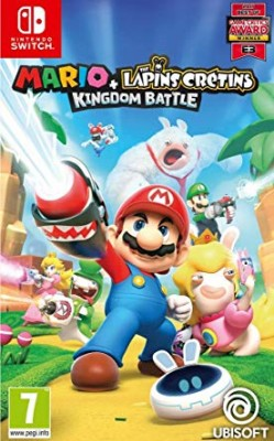 "Afficher ""Mario + The Lapins Crétins Kingdom Battle"""