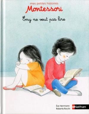 """Afficher """"Emy ne veut pas lire"""""""