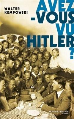 """Afficher """"Avez-vous vu Hitler ?"""""""
