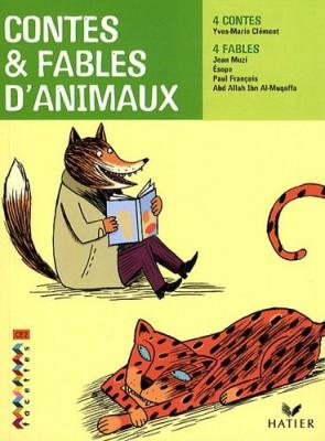 """Afficher """"Contes & fables d'animaux"""""""