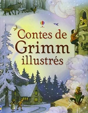 """Afficher """"Contes de Grimm illustrés"""""""
