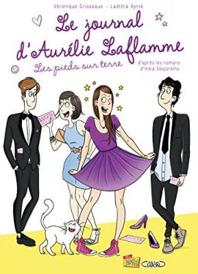 """Afficher """"Le journal d'Aurélie Laflamme."""""""
