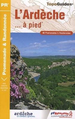 """Afficher """"L'Ardèche à pied"""""""