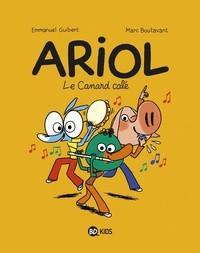 """Afficher """"Ariol - Deuxième saison (BD) n° 13 Le canard calé"""""""