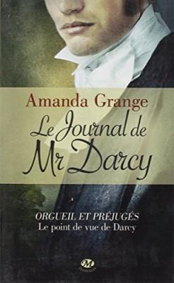 vignette de 'Le journal de Mr Darcy (Amanda Grange)'