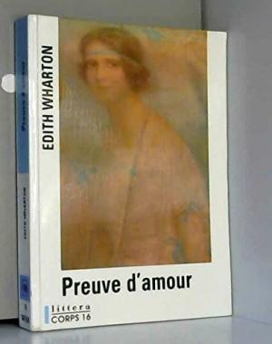 """Afficher """"Preuve d'amour"""""""